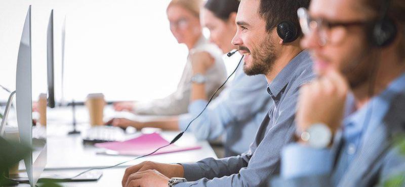 Call Center Com Atendimento de Qualidade - 1