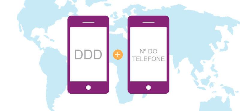 Telefone DDD - 1