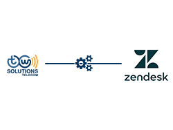 Pabx virtual integrado com Zendesk
