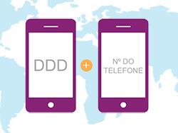 Telefone DDD
